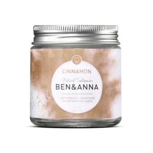 Ben & Anna Zubní prášek skořice 45 g