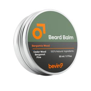 Beviro Balzám na vousy - Bergamia Wood 50 ml