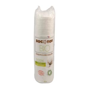 Bocoton Odličovací tampony, clasic cotton pads 80 ks
