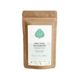 Eliah Sahil Organic Práškový šampon sensitive na citlivou pokožku vzorek 10 g