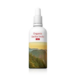 Energy Organic Sacha Inchi olej, bio 100 ml