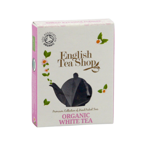 English Tea Shop Bílý čaj, bio 2 g, 1 ks