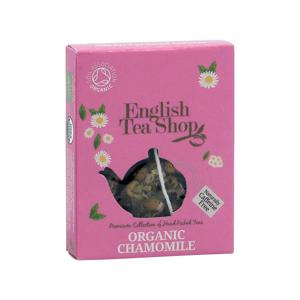 English Tea Shop Čaj heřmánek, bio 2 g, 1 ks