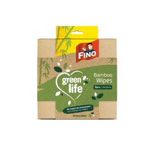FINO Green Life hadřík multifunkční, bambus 3 ks