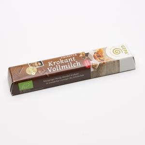 Gepa Čokoláda Bio Fairetta Krokant 45 g