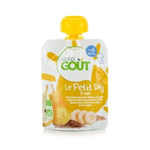 Good Gout BIO Hrušková snídaně 70 g