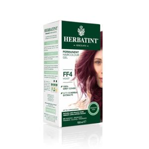 HERBATINT Permanentní barva na vlasy fialová FF4 150 ml