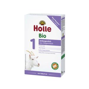Holle Bio dětská mléčná výživa na bázi kozího mléka 1 počáteční 400 g