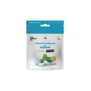 Humble Brush Zubní pasta v tabletách s fluoridem 60 ks