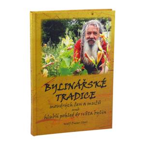 Knihy Bylinářské tradice, Wolf-Dieter Storl 300 stran