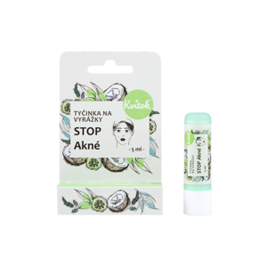 Kvitok Tyčinka na vyrážky, STOP akné 5 ml