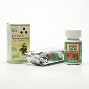 Lanzhou Pharmaceutical TCM formule 151 Si Jun Zi Wan 33 g, 192-200 ks (kuliček)