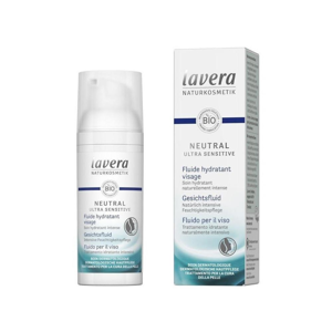 Lavera Neutral ultra sensitive Pleťový fluid 50 ml