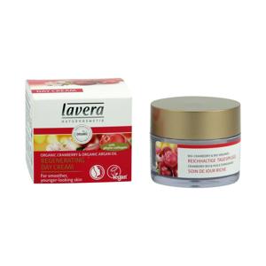 Lavera Regenerační noční krém 45+ Bio brusinka & Arganový olej, Faces 50 ml