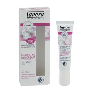 Lavera Rozjasňující oční krém, Faces 15 ml