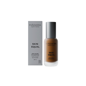 MÁDARA Make-up s SPF 15, Chestnut 90 30 ml