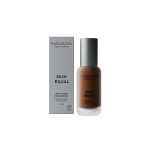 MÁDARA Make-up s SPF 15, Mocha 100 30 ml