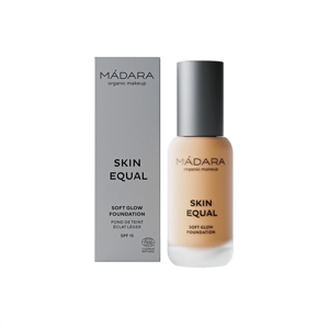 MÁDARA Make-up s SPF 15, Sand 40 30 ml