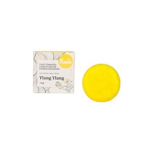 Navia/Kvitok Tuhý šampon s rostlinným kondicionérem, Ylang Ylang 25 g