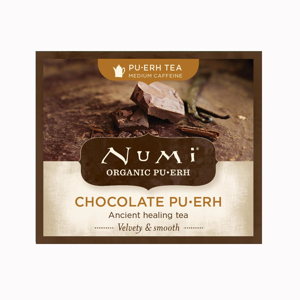 Numi Organic Tea Puerh Chocolate Pu-erh  2,2 g, 1 ks
