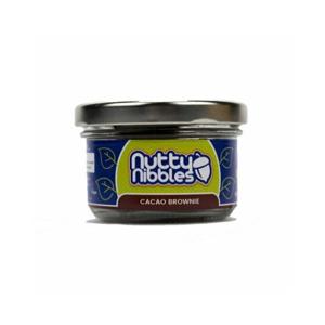 Nutty nibbles Veganské kuličky kakaové brownies 40 g
