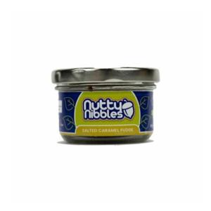 Nutty nibbles Veganské kuličky slaný karamel 4 x 10 g