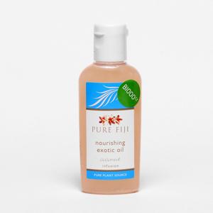 Pure Fiji Exotický masážní a koupelový olej, kokos 29 ml