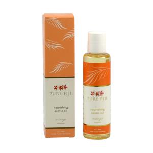 Pure Fiji Exotický masážní a koupelový olej, mango 90 ml