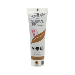 puroBIO cosmetics BB krém 03 s SPF 6 30 ml