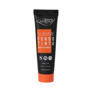 puroBIO cosmetics Sublime tekutý make-up 03 30 ml