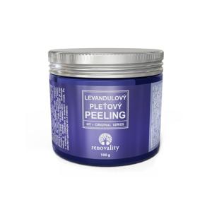Renovality Levandulový pleťový peeling 100 g