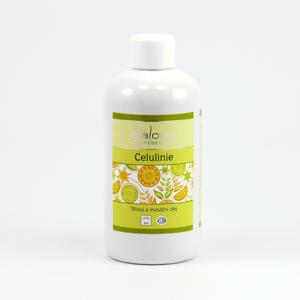 Saloos Masážní olej celulinie 250 ml