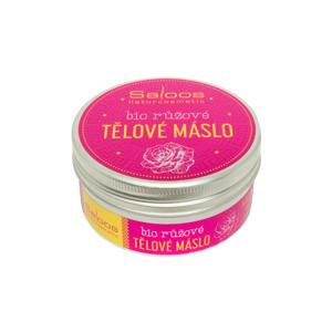 Saloos Šlehané růžové máslo bio 75 ml