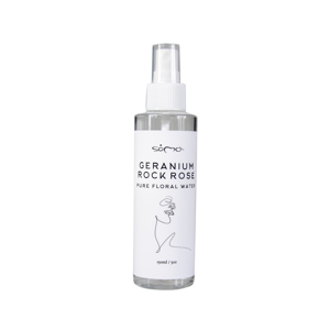 Soma n Botanicals Geranium rock rose hydrosol, pelargonie 150 ml