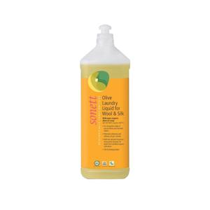 Sonett Prací gel olivový na vlnu a hedvábí 1 l