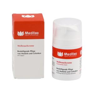 Taoasis Zklidňující krém s kadidlem, Meditao 50 ml