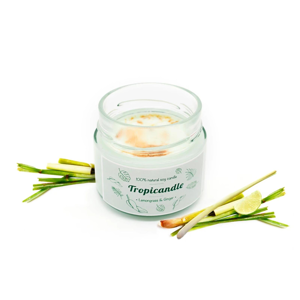 TROPIKALIA Tropicandle lemongrass & ginger 150 ml