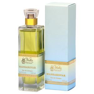 Vedic Aroma Ayurvédská kolínská voda Mansarovar 100 ml, sprej