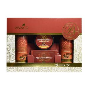 Vivaco Body Tip Dárková kazeta kosmetiky s Bio arganovým olejem