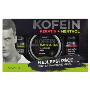 Vivaco Dárková kazeta keratin a kofein VIVAPHARM