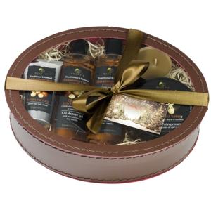Vivaco Luxusní dárkové balení Makadamový ořech s vanilkou BODY TIP