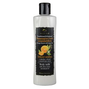 Vivaco Tělové mléko Pomerančový květ s mandarinkou BODY TIP 200 ml