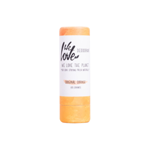 We Love The Planet Přírodní tuhý deodorant, Original Orange 65 g